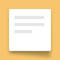 Better Notes App Icon