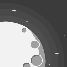 Moon Current Moon Phase Icon