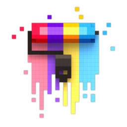 Magic Pixel App Icon